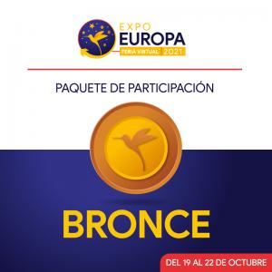 paquete bronce expo europa