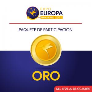 Paquete Oro Expo Europa